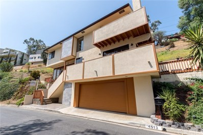 4513 Sunnycrest Drive, Los Angeles, CA 90065 - MLS#: TR18189132