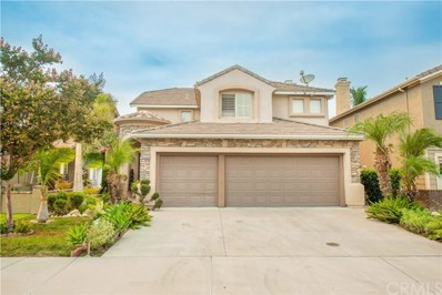 15838 Old Hickory Lane, Chino Hills, CA 91709 - MLS#: TR18192813