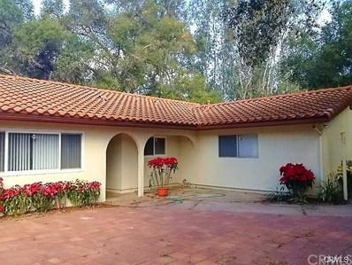 1343 Live Oak Park Road, Fallbrook, CA 92028 - MLS#: TR18195166