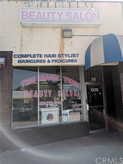 609 W Whittier Boulevard, Montebello, CA 90640 - MLS#: TR18196684