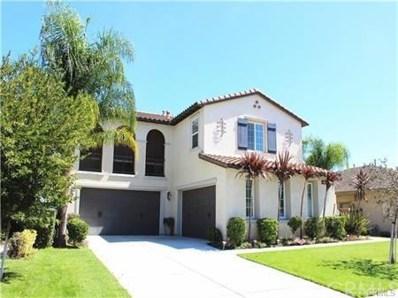 8252 Ivy Springs Ct, Eastvale, CA 92880 - MLS#: TR18199420