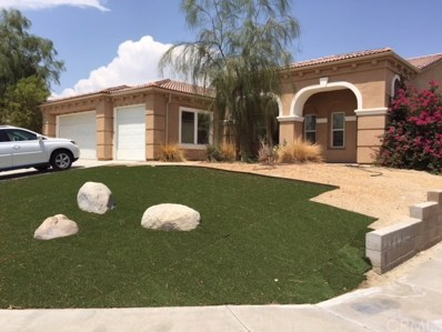 68196 Madrid Road, Cathedral City, CA 92234 - MLS#: TR18200726