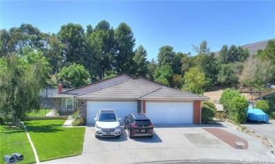 3755 Black Pine Circle, Yorba Linda, CA 92886 - MLS#: TR18201152