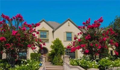 4215 Hidden Oaks Drive, Yorba Linda, CA 92886 - MLS#: TR18202410