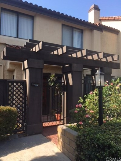 529 S Almansor Street UNIT 70, Alhambra, CA 91801 - MLS#: TR18202980