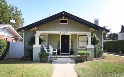 3751 Rosewood Place, Riverside, CA 92506 - MLS#: TR18203282