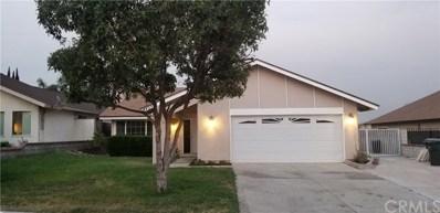 8423 Comet Street, Rancho Cucamonga, CA 91730 - MLS#: TR18203365