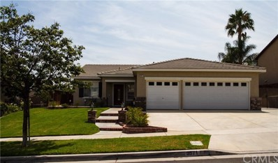 3571 Brentridge Drive, Corona, CA 92881 - MLS#: TR18204077