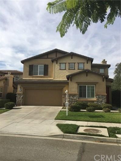 1825 Glen Rosa Street, Upland, CA 91784 - MLS#: TR18205011