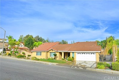 722 N Rodeo Way, Walnut, CA 91789 - MLS#: TR18205464