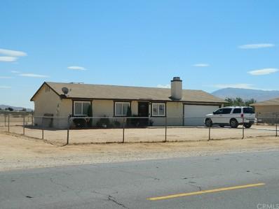 12647 Central Road, Apple Valley, CA 92308 - MLS#: TR18205909