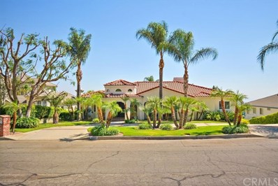 8947 Laramie Drive, Rancho Cucamonga, CA 91737 - MLS#: TR18206476