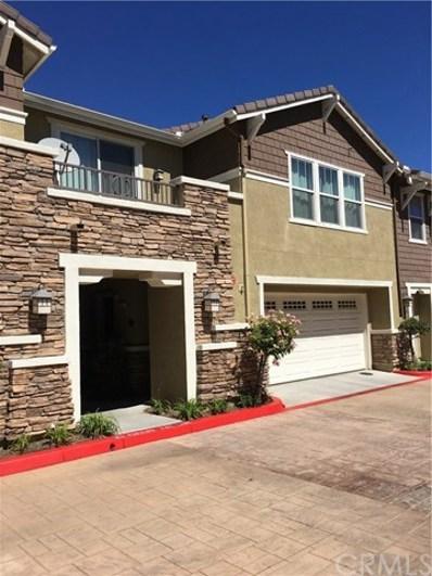 10375 Church Street UNIT 51, Rancho Cucamonga, CA 91730 - MLS#: TR18206775