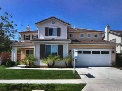 15584 Cole Point Lane, Fontana, CA 92336 - MLS#: TR18207540