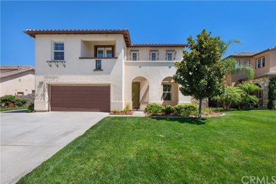 8216 Golden Poppy Road, Riverside, CA 92508 - MLS#: TR18208763