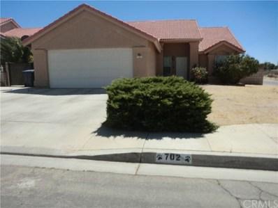 702 E Avenue K6, Lancaster, CA 93535 - MLS#: TR18211221