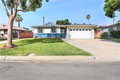 755 N Broadmoor Avenue, West Covina, CA 91790 - MLS#: TR18213045