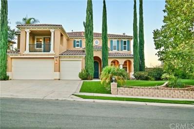 7758 Sanctuary Drive, Corona, CA 92883 - MLS#: TR18214023