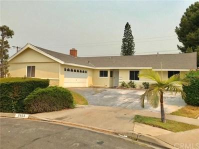 2653 W Trojan Place, Anaheim, CA 92804 - MLS#: TR18215352