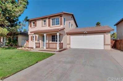 15450 Bello Way, Moreno Valley, CA 92555 - MLS#: TR18219021