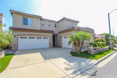 925 Pebble Beach Place, Placentia, CA 92870 - MLS#: TR18219825