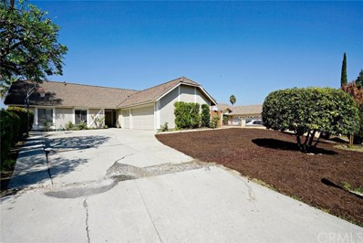 2381 Blue Haven Drive, Rowland Heights, CA 91748 - MLS#: TR18221553