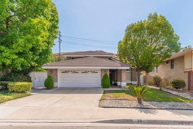 29 Sunset Ridge Circle, Pomona, CA 91766 - MLS#: TR18221577