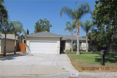 219 N Leland Avenue, West Covina, CA 91790 - MLS#: TR18222630
