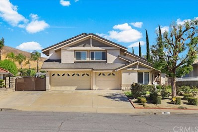 672 N Pacer Court, Walnut, CA 91789 - MLS#: TR18222837