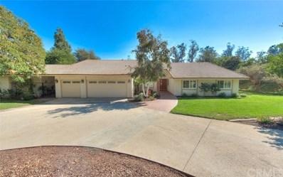 9853 Cinch Ring Lane, Rancho Cucamonga, CA 91737 - MLS#: TR18224314