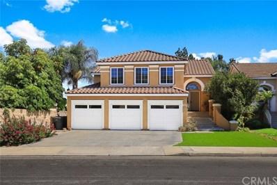 15055 Calle Del Oro, Chino Hills, CA 91709 - MLS#: TR18227317