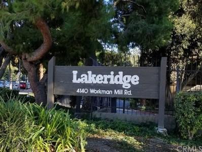4140 Workman Mill Road UNIT 124, Whittier, CA 90601 - MLS#: TR18227349