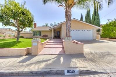 15310 Los Altos Drive, Hacienda Heights, CA 91745 - MLS#: TR18230864