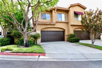 2006 Villa Del Lago Drive UNIT A, Chino Hills, CA 91709 - MLS#: TR18231634