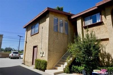 809 S 4th Street UNIT 9, Alhambra, CA 91801 - MLS#: TR18233941