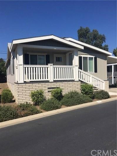 15111 Pipeline Avenue UNIT 21, Chino Hills, CA 91709 - MLS#: TR18235221