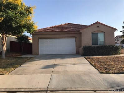 26033 Yearling Court, Moreno Valley, CA 92555 - MLS#: TR18236088