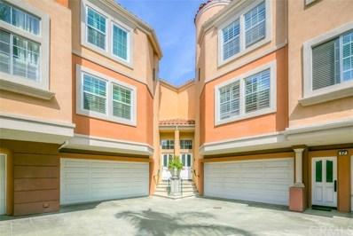 16 Imperial Aisle, Irvine, CA 92606 - MLS#: TR18236323