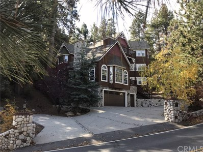 284 Fairway Drive, Lake Arrowhead, CA 92352 - MLS#: TR18236984