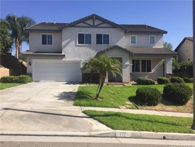 717 Brianna Way, Corona, CA 92879 - MLS#: TR18237518