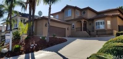 22931 Gray Fox Drive, Canyon Lake, CA 92587 - MLS#: TR18237846