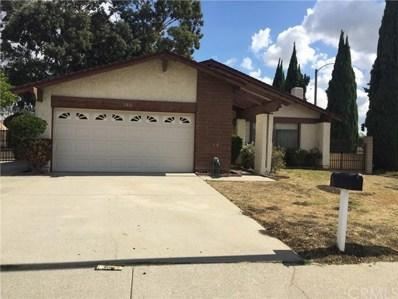 302 Eola Drive, Walnut, CA 91789 - MLS#: TR18240512