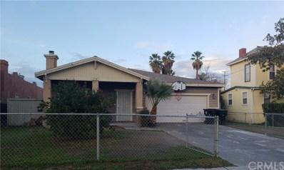 718 W 7th Street, San Bernardino, CA 92410 - MLS#: TR18243188
