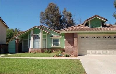 11436 Mount Wallace Court, Rancho Cucamonga, CA 91737 - MLS#: TR18243300