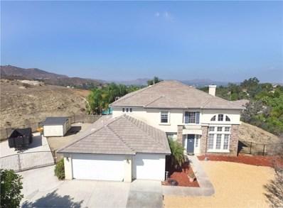 16705 Alderidge Court, Riverside, CA 92503 - MLS#: TR18244783