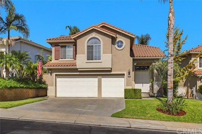 1670 Diamond Valley Lane, Chino Hills, CA 91709 - MLS#: TR18245304