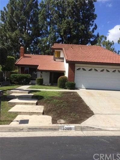 1289 Summersworth Place, Fullerton, CA 92833 - MLS#: TR18247353