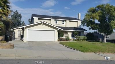 450 Los Gatos Drive, Walnut, CA 91789 - MLS#: TR18247900