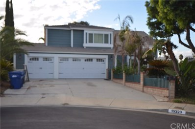 19329 Balan Road, Rowland Heights, CA 91748 - MLS#: TR18249148