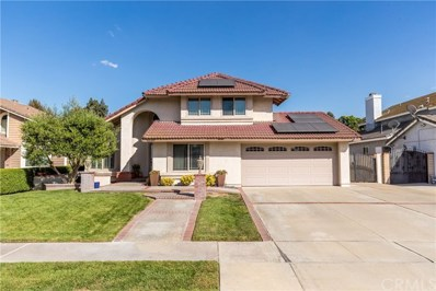 13245 Chukar Court, Chino, CA 91710 - MLS#: TR18249397